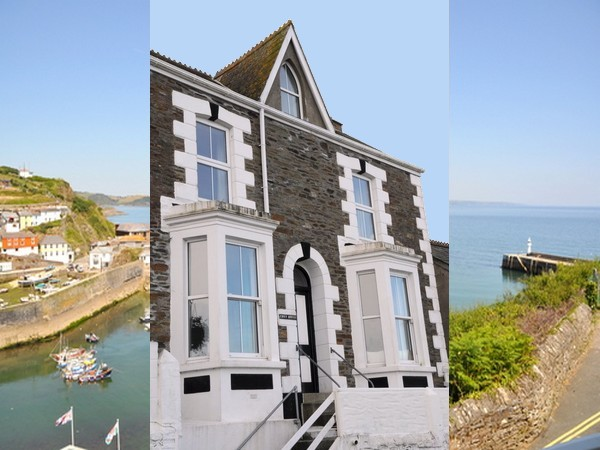 Cove House Mevagissey