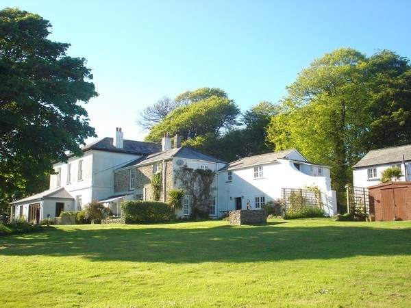 Mevagissey House self catering cottages Mevagissey Cornwall